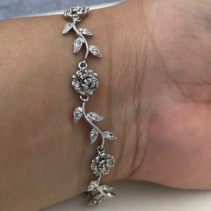 Nordstrom- Nadri floral bracelet